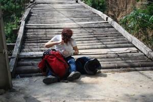 sylvie repérage vietnam à Hoan Su Phi