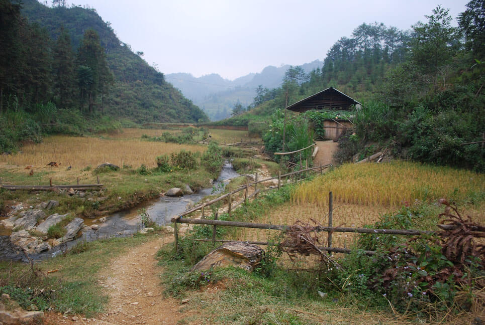 circuit Ha Giang  - Bac Ha Vietnam