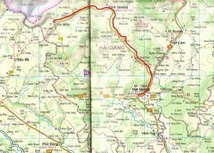 route Xin Manh-Hoan Su Phi- Bac Quang