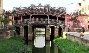 voyage vietnam  pont chinois hoi an