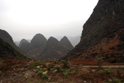 route Yen Minh Méo Vac
