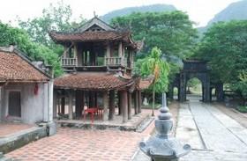 Temple de Thai Vi - TAM COC