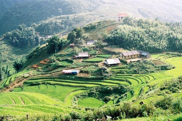 circuit sur mesure au vietnam du nord au sud