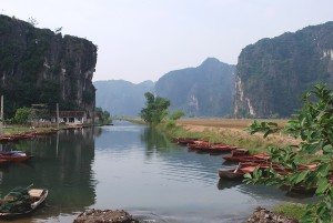circuit 15 jours vietnam- tam coc-ninh binh -embarcadere