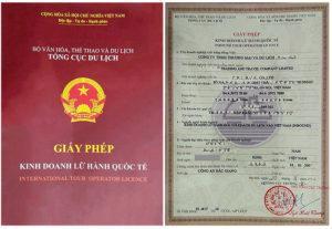 licence agence voyage francophone vietnam