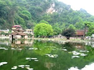 Pagode du Maitre Thien Phuc, Nin binh