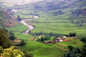 15 jours vietnam nord sud Sapa Tavan Taphin