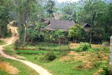 trek parc de phu luong vietnam