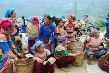 marché de cancau vietnam