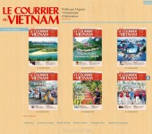 le courrier du Vietnam