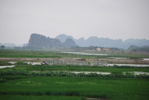 route Nin Binh – Tam Coc