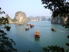 panorama Vietnam 18 jours baie Halong