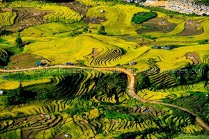 route Sapa - Muong Hum - Y Ty