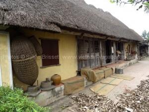village route de TamCoc