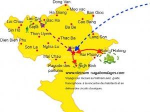 circuit vietnam avec enfants découverte des éthnies