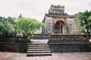 voyage vietnam panorama tombeau Tu Duc Hué