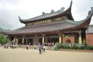 pagode Bai Dinh - région Ninh Binh