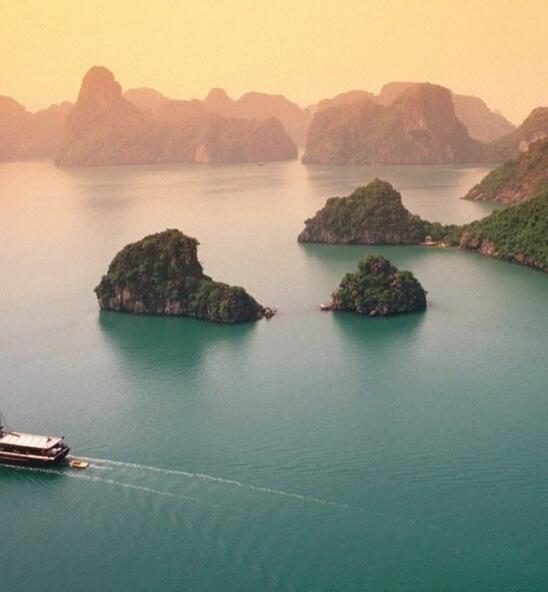 Aperçu global du Vietnam, circuit de 7 jours