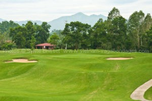Voyage golf Vietnam - Hanoi King Island Golf Club