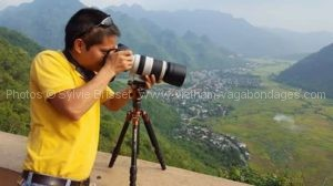 Guide circuit Vietnam pour club photographe