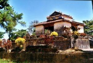 circuit panorama vietnam Hué tombeau Ming Mang