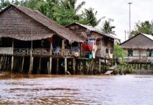 circuit 18 jours vietnam maison sur l'eau Mekong