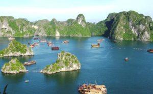 Circuit Vietnam 12 jours nord au sud _ Baie Halong