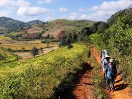 trek WA GYI MAUNG – KHAUNG DAINE