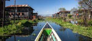 lac Inle - circuit Birmanie
