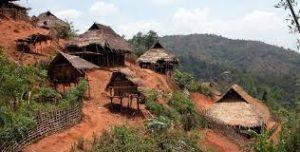 Birmanie treek KALAW – WA GYI MAUNG