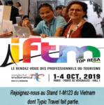 agence Voyage Vietnam salon tourisme octobre 2019