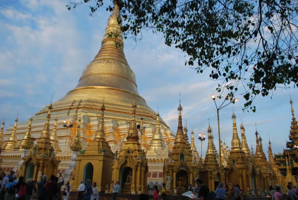 Yangon : L'ancienne capitale du Myanmar