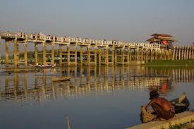 le pont U Bein
