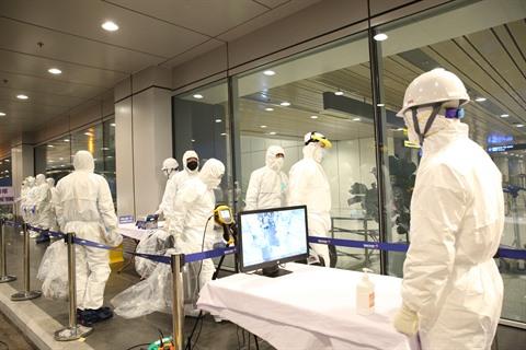 Situation de l' épidémie de coronavirus au vietnam