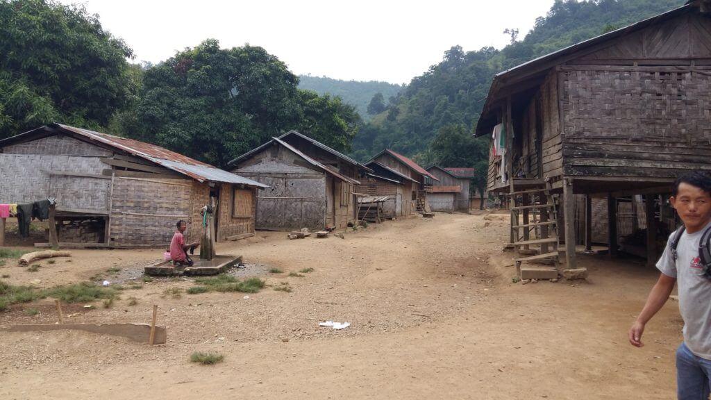 randonnée Laos Pak Ou - Nong Kiaw