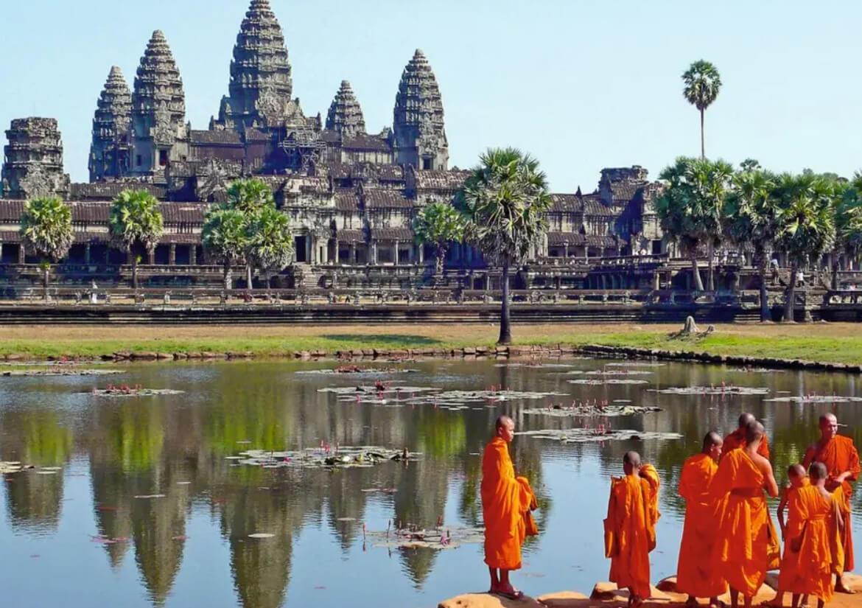 Circuits sur mesure au Cambodge avec agence locale