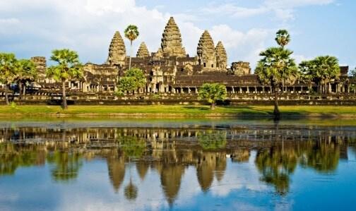 Circuit 10 jours Cambodge Découverte et Balnéaire