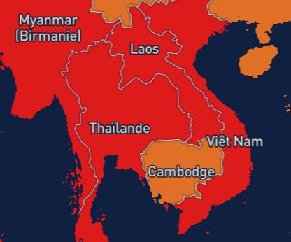 A quand la reprise des voyages au Vietnam ?
